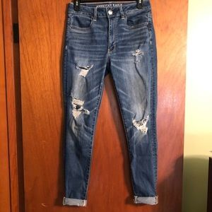 EUC American Eagle jeans